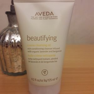 Aveda Beautifying Creme Cleansing Oil 4.2 oz  ~